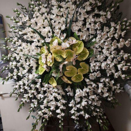 سفارش تاج گل یک طبقه